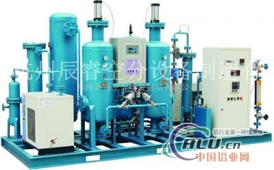 低碳环保加氢氮气纯化设备