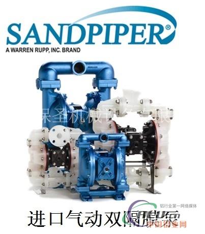 美国WARRENRUPP隔膜泵