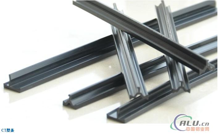 Thermal break insulation strip CT-type