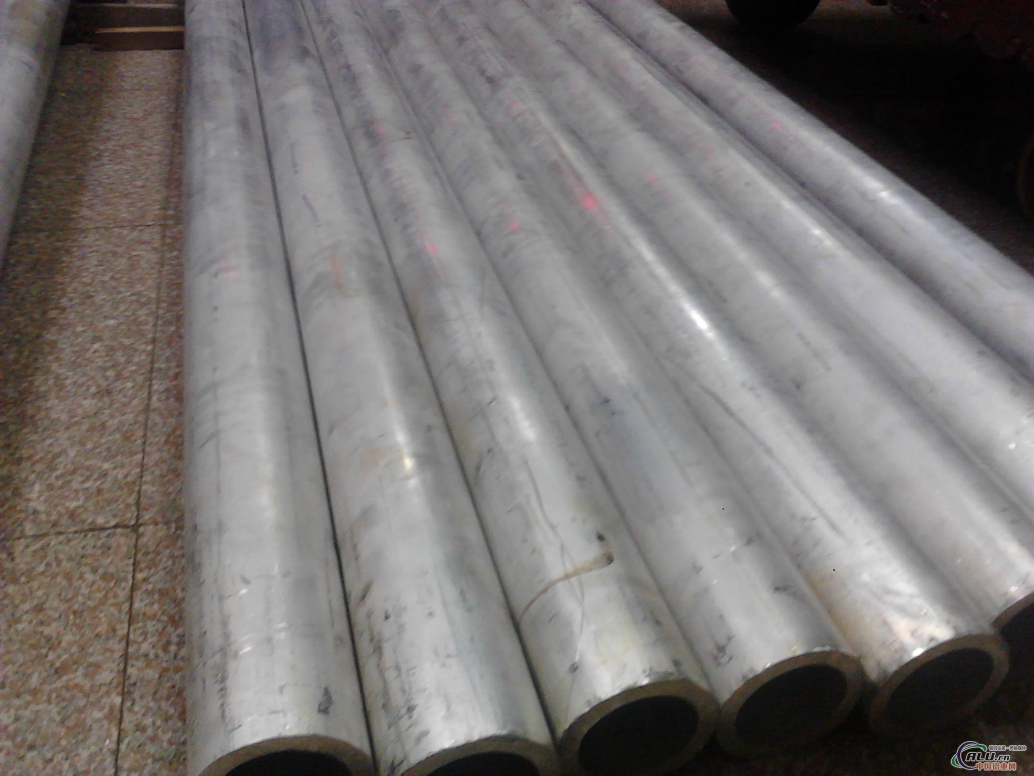 1100纯铝合金管薄壁铝管厂家直销可定做1100铝管