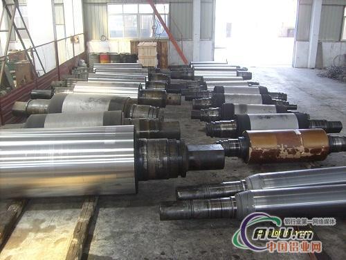 加工铸轧辊铸轧辊退套换套辊芯修复