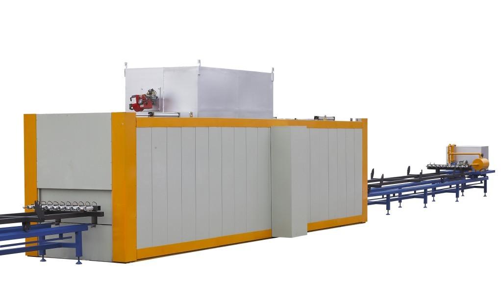 wood grain machine for aluminium