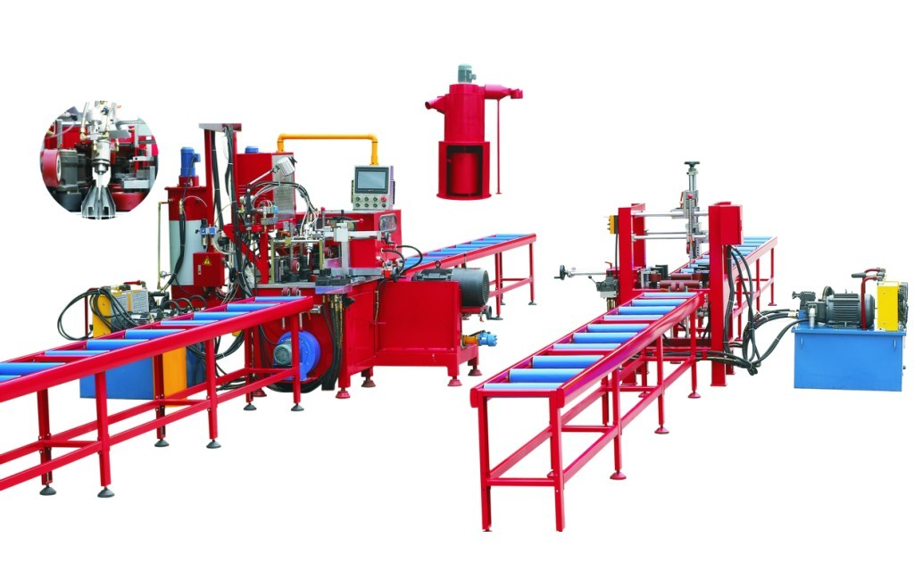 sell thermal barrier aluminium machine for profile