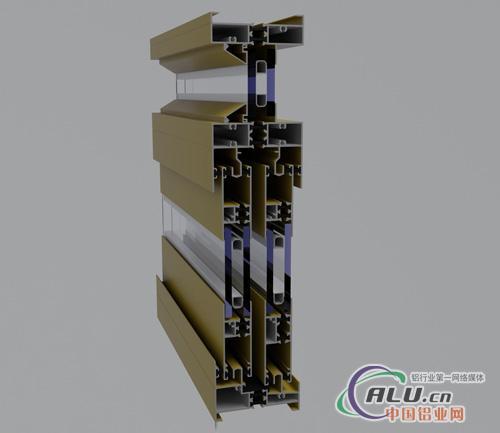 供应断桥铝材-铝合金门窗-中国铝业网