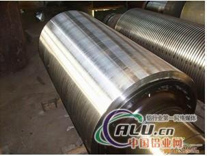 供应铝铸轧辊
