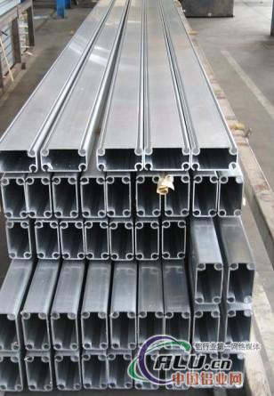 门窗铝型材 工业铝型材 江苏徐州生产厂家