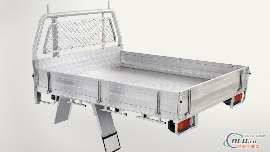 电动货车铝合金车厢