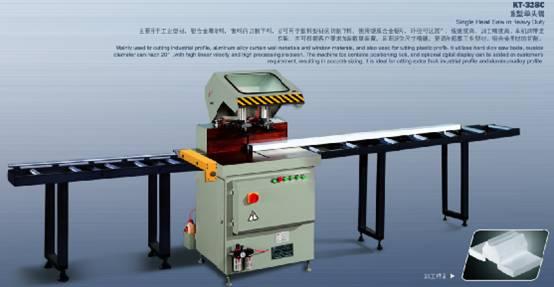 Aluminum Cutting Machine (single Head) KT-328C