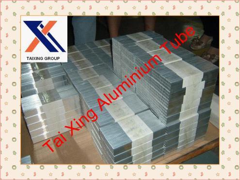Micro-multiport Aluminum Tube For Air Conditioner