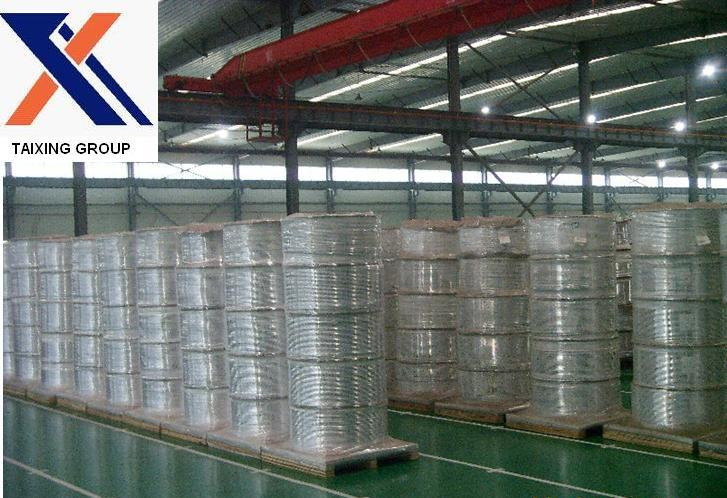 3003 O Aluminium Tube For Refrigeration
