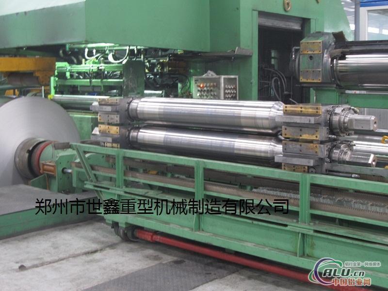 铝箔轧机铝箔粗中轧机生产厂家