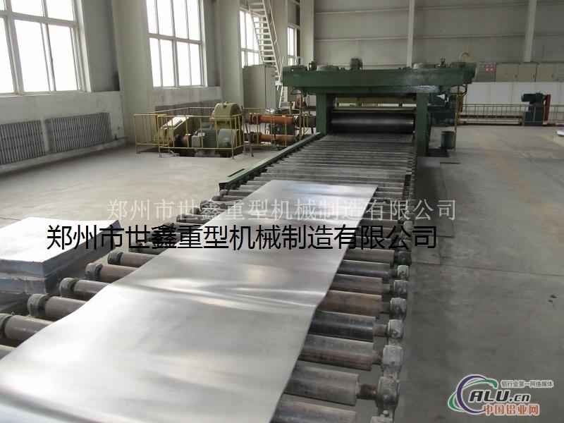 生产铝加工设备Ф300×450mm二辊热轧机