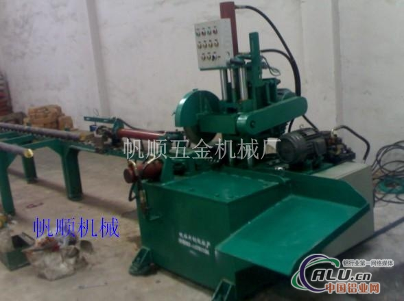 液压气动切割机-切割设备-中国铝业网图片
