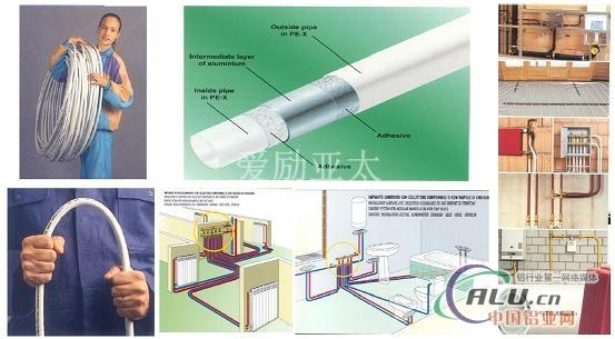 【爱励】铝薄板的应用多层管