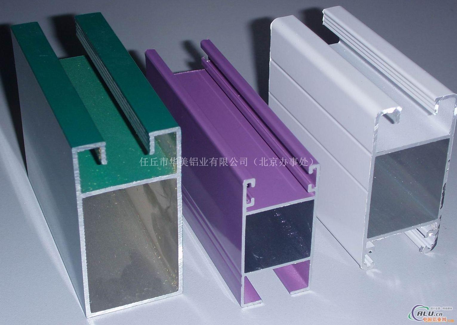 平开窗铝型材