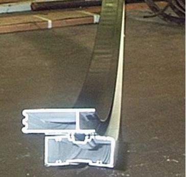Aluminum welding, aluminum bending, aluminum machining