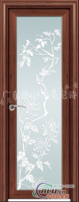 铝合金卫生间门-铝合金门窗-中国铝业网