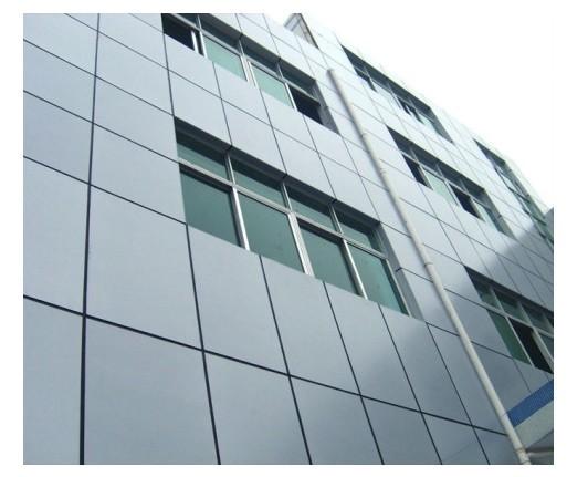 PVDF exterior wall ACP