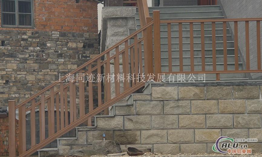 销售大批量优质阳台仿木栏杆