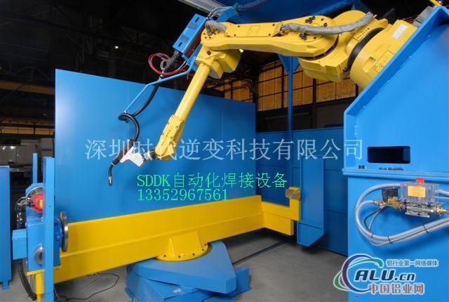 铝焊接机器人-焊接设备-中国铝业网