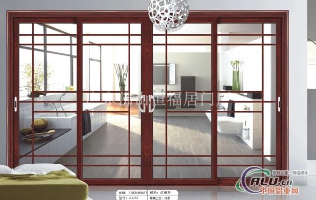 铝合金门窗-中国铝业