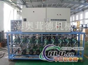 液压机模具导热油加热器