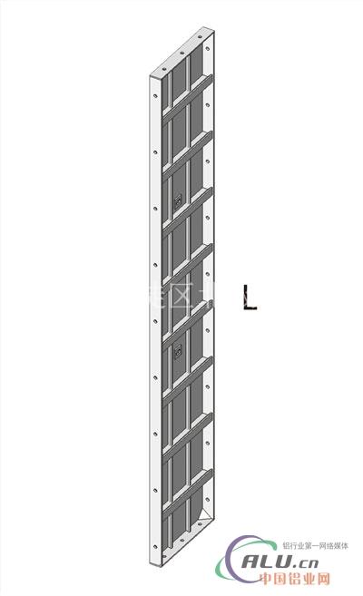 建筑铝模板-建筑型材-中国铝业网