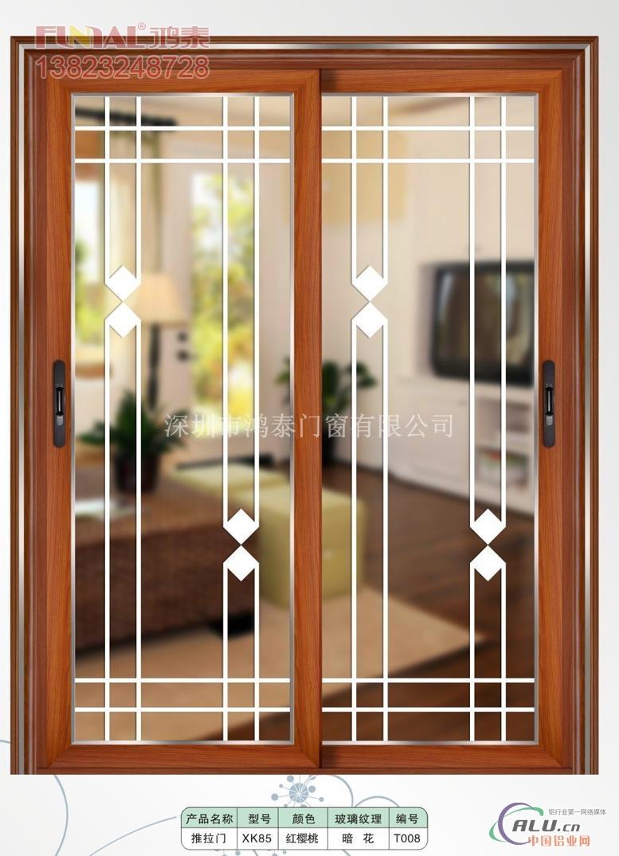 欧式推拉厨房门图片