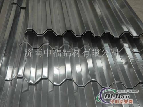 屋面墙面专项使用瓦楞铝板压型铝板