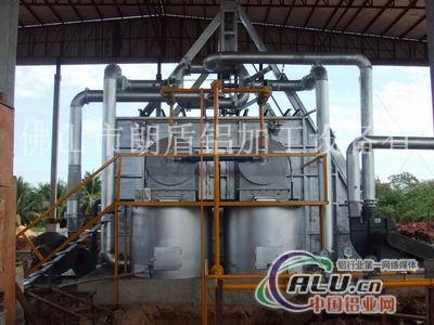 供应蓄热式铝熔炼炉