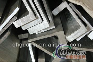 Aluminium profile for shipbuilding