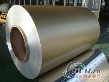 painted aluminum coil