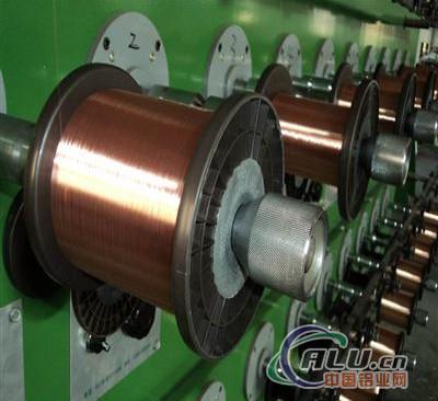 1-3mm Copper-clad aluminum wire