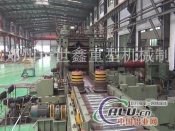 耐磨蚀性高机械性能热轧机
