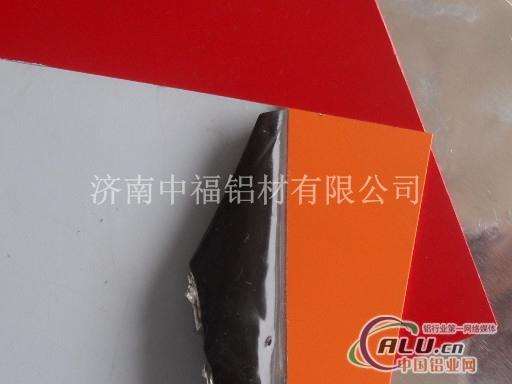 聚酯彩涂铝单板聚酯铝板的颜色