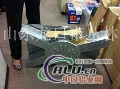 6061合金H300x250建筑铝合金穹顶铝材