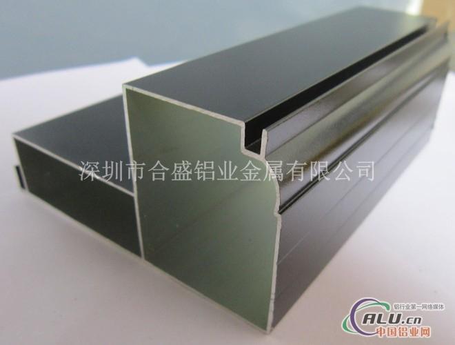 供应led显示屏铝边框、净化鋁材、工业支架铝型材、装饰铝材及各种配件 型号:FQ-10050 规格:100*50*6000mm 材质:6063A—T5 表面处理:阳极氧化、静电粉末喷涂等(常规颜色为黑色)量大可按客户要求另行调色生产 适用范围:户内、户外、半户外led单、双基色条屏,各种规格的LED大屏外框 另配塑料转角角码 可依据客户要求另行设计、开模、加工、生产。 目前铝型材以6061 6063为常见。 6063与6061的区别: 6063相对6061的较软。6061用在要求有一定强度、可