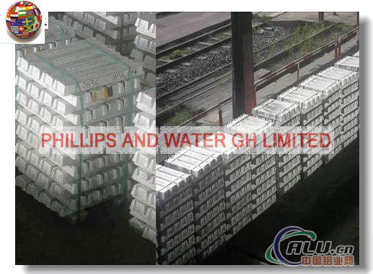 Supply primary aluminium ingot for regular deliveries