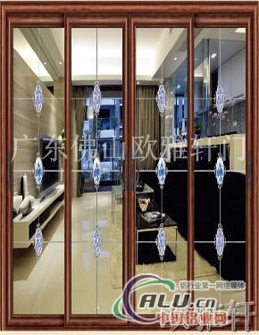 钛镁铝合金平开门环保产品-铝合金门窗-中国铝业网