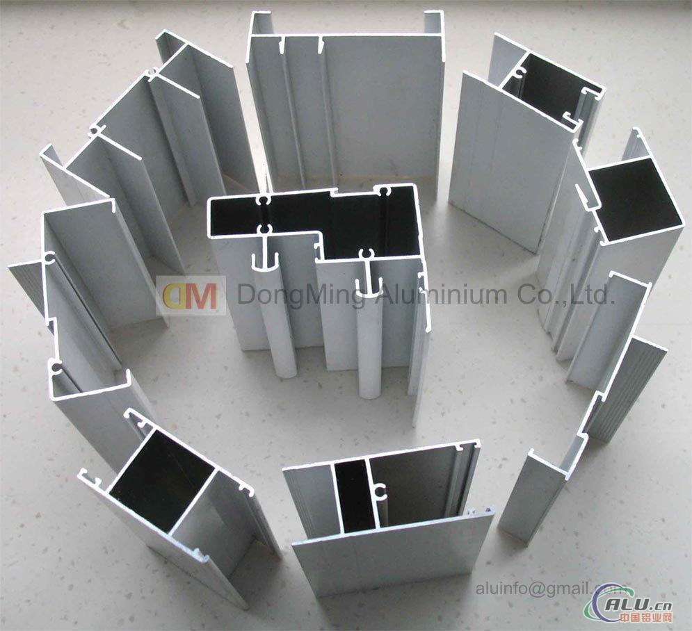 Aluminium Profile Aluminium Extrusion Fabrication