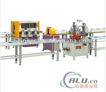thermal break strip assembly machine