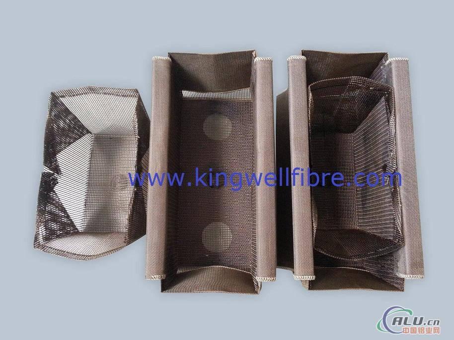 Kingwell Aluminium Distribution and Fiberglass filtration Combo Bag
