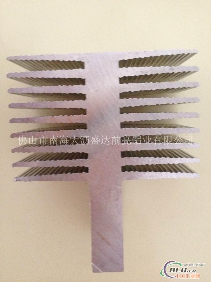 梳子散热器