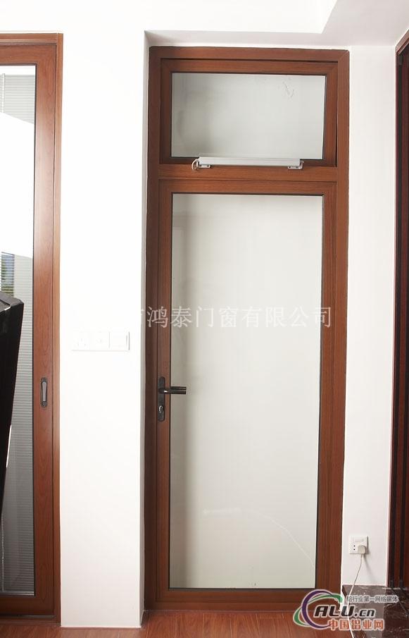 阳台平开门-铝合金门窗-中国铝业网