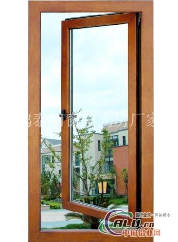 平开上悬窗-铝合金门窗-中国铝业网