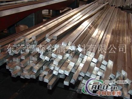 5052铝方棒 6061国标氧化铝棒
