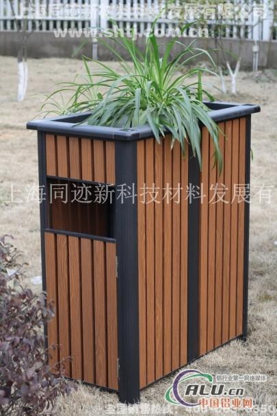 【公园景观小品防腐园林垃圾桶(图)】