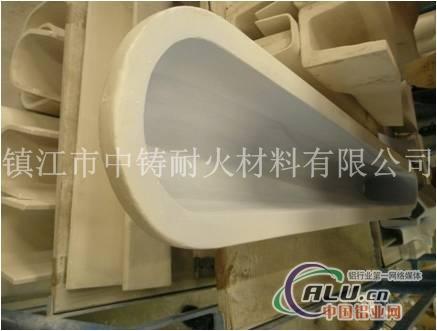 浇注槽 铝水 流槽 铝铸造