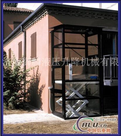 家用电梯报价-提升机-中国铝业网图片