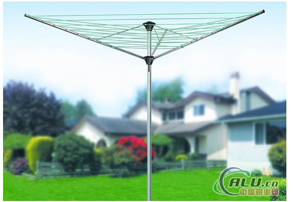 LYQ201A- 3 arms steel rotary airer